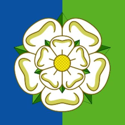 East Riding of Yorkshire Flag registered with the Flag Institute