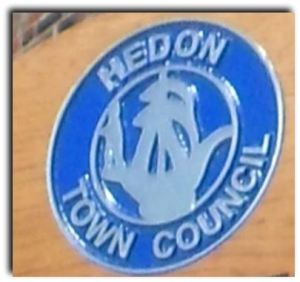 Hedon Town Council logo - Noticeboard