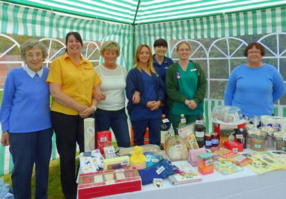 Customers and Staff at Haven Vets