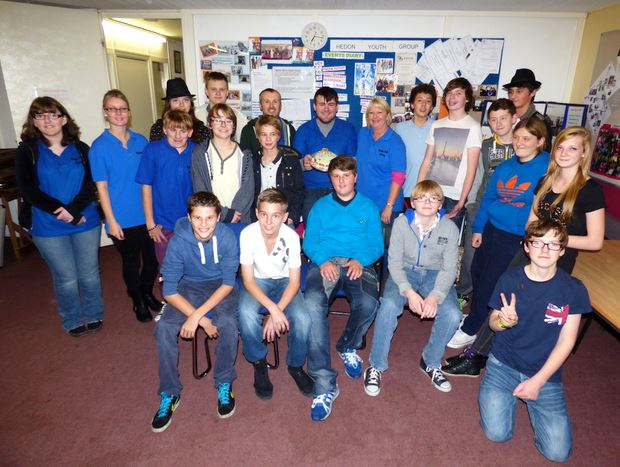 Hedon Youth Group - 4th Anniversary