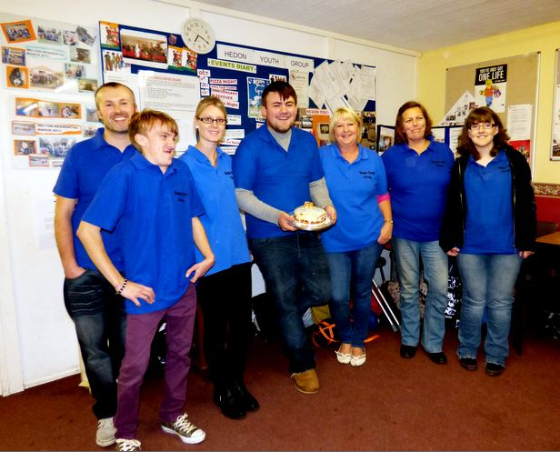 Volunteers Hedon Youth Group 2