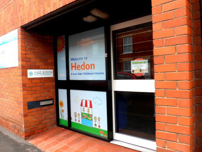 Hedon Children's Centre Jan 2013