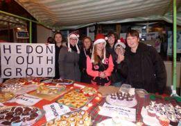 Hedon Youth Group Xmas 2013