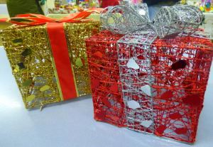 Christmas Craft Show Presents Burstwick