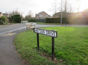 Watson Drive - rat run say residents