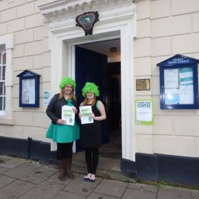 Macmillan Charity Coffee Morning success!