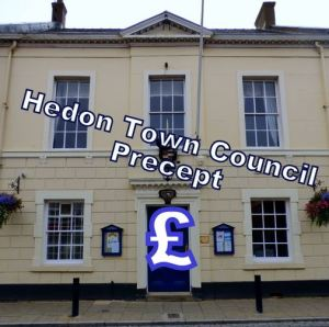 Precept Hedon Town Council