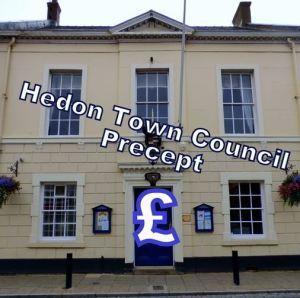 Precept Hedon Town Council