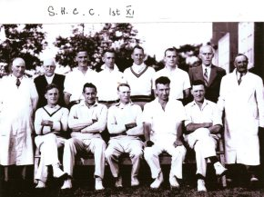 From the archives – Characters who played local Cricket