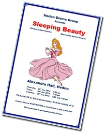Sleeping Beauty – Hedon Pantomime!