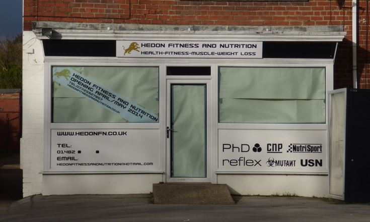Hedon Fitness and Nutrition
