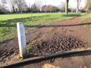 "Ketwell Lane – ""Muddy footpath"" complaint"