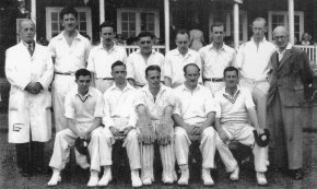 Guess the year! Cricket Club Photo!