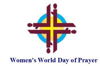 Women World Day of Prayer logo