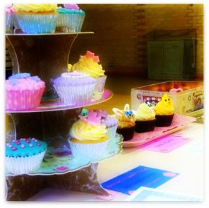 cupcakes in competition