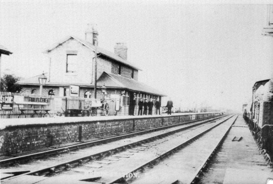 Hedon Station