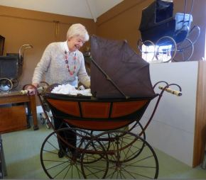"MORE ""Peeping in the Pram"" at Hedon Museum"