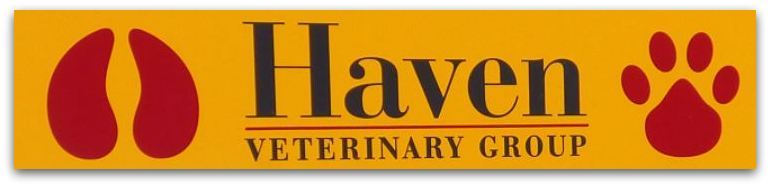 Haven Vets sign logo