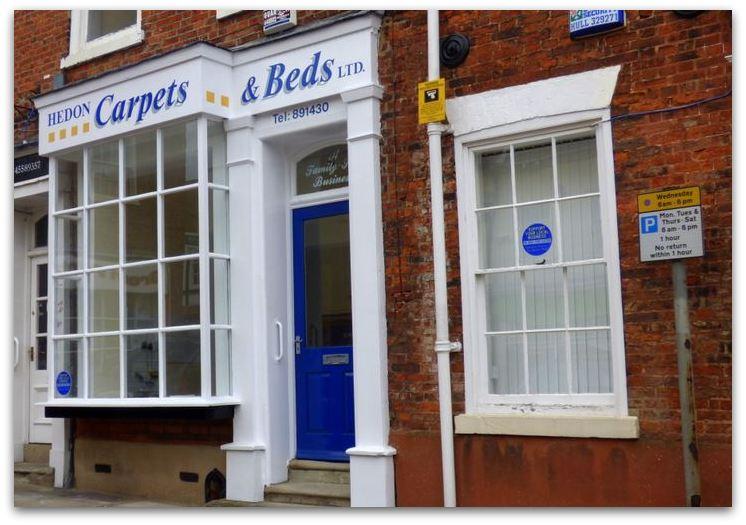 Hedon Carpets & Beds - 4th May 2014