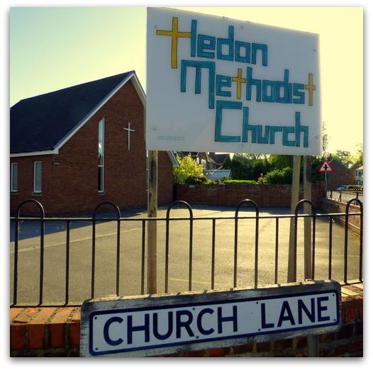 Hedon Methodist Church May 2014