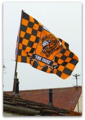 Flying the Flag!