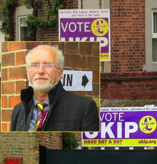 Terry West UKIP