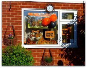 Tigers house - Draper's Lane
