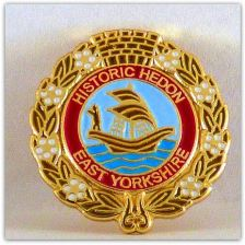 Historic Hedon badge