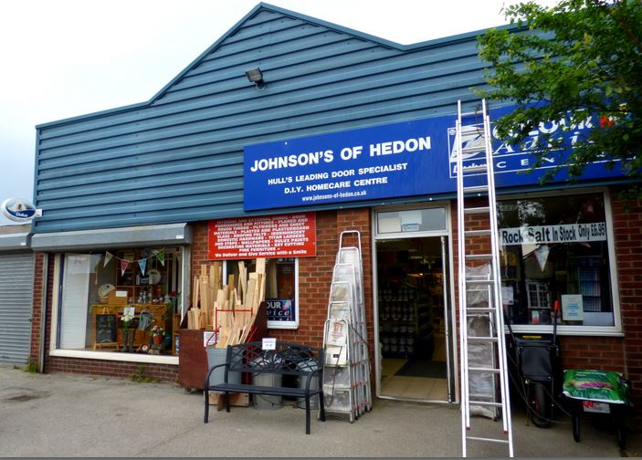 Johnson's of Hedon front