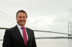 Matthew Grove Police and Crime Commissioner for Humberside