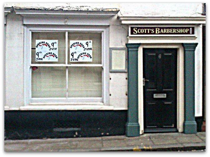 Scott's Barbershop