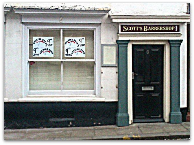 Scott's Barbershop