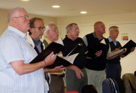 The Men - Holderness Grange Choir