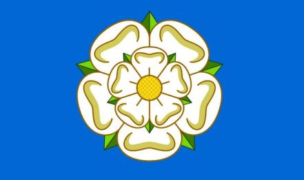 Yorkshire Flag registered with the Flag Institute