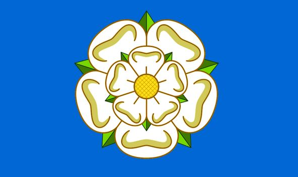 Yorkshire Flag East Riding