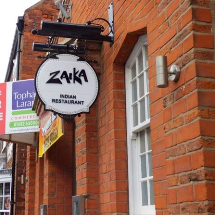 Zaika sign