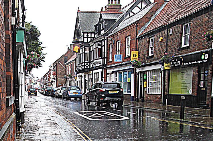 Rainy Hedon