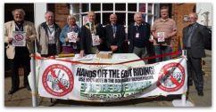 Councillors Hands Off