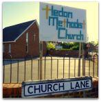 Hedon Methodist Church Lane