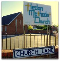 Hedon Methodist Church Lane