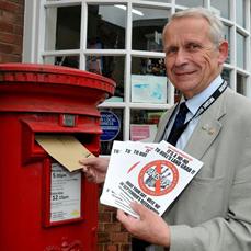 John Dennis posting ballot