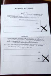 No No votes