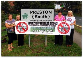Preston South Hands Off