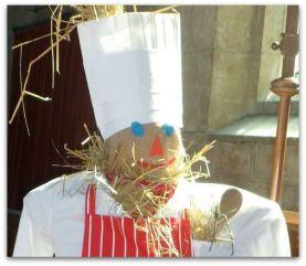 Scarecrow baker