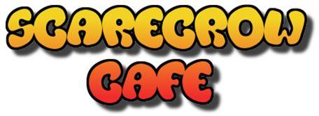 Scarecrow Cafe word logo