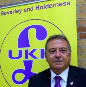 Andrew Weaver UKIP