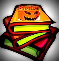 books halloween