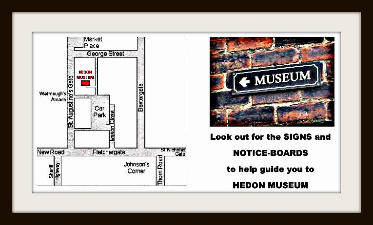 Hedon Museum - Find us-001