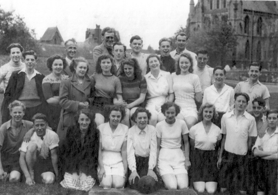 Hedon Youths 1950s