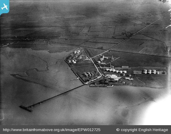 Saltend Jetty 1925 EPW012725